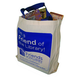 Friends Book Bag