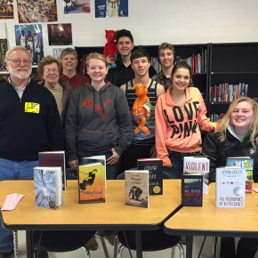 St. Michael Knights Academy, Read Across America 2016
